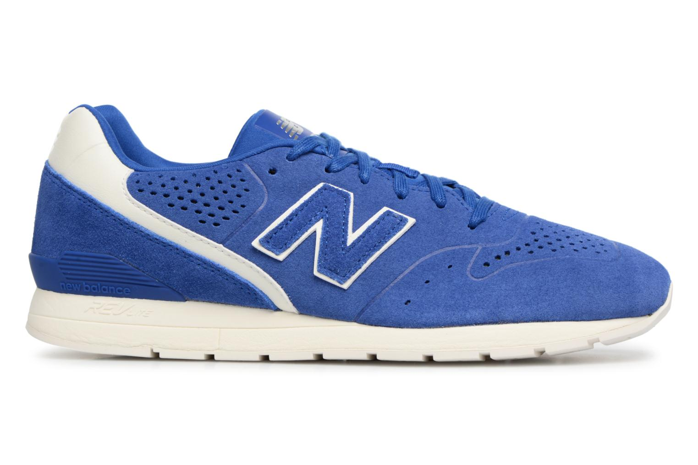 Sneaker New Balance MRL996 D blau ansicht von hinten