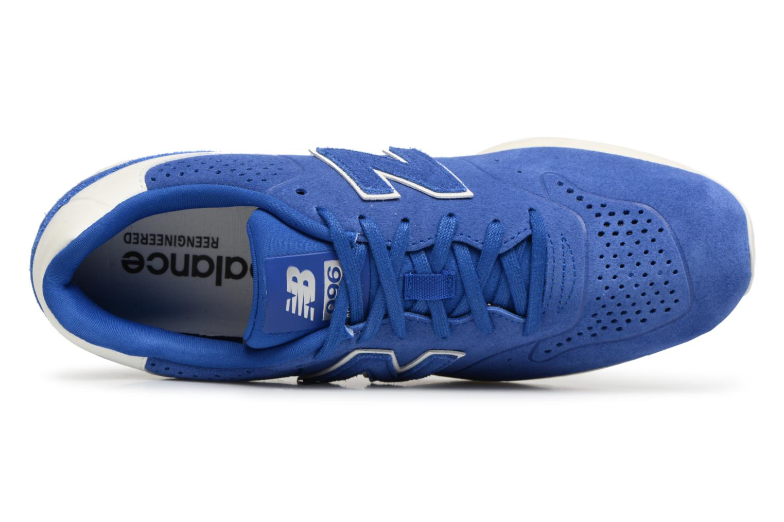 Trainers New Balance MRL996 D Blue view from the left