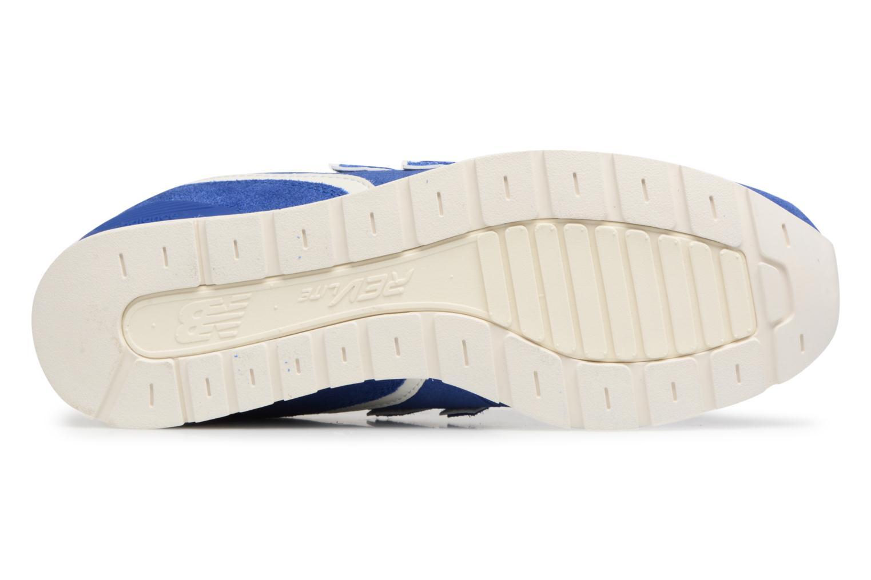 Sneaker New Balance MRL996 D blau ansicht von oben