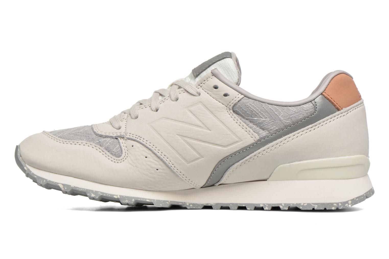 Sneaker New Balance WR996 D beige ansicht von vorne