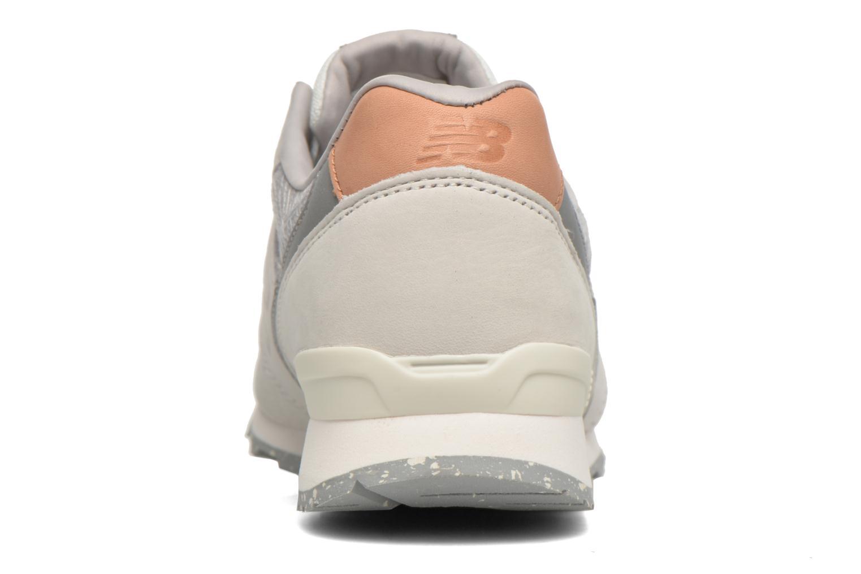 Sneaker New Balance WR996 D beige ansicht von rechts
