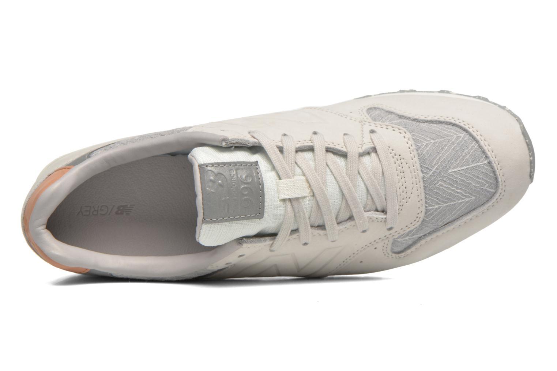Sneaker New Balance WR996 D beige ansicht von links