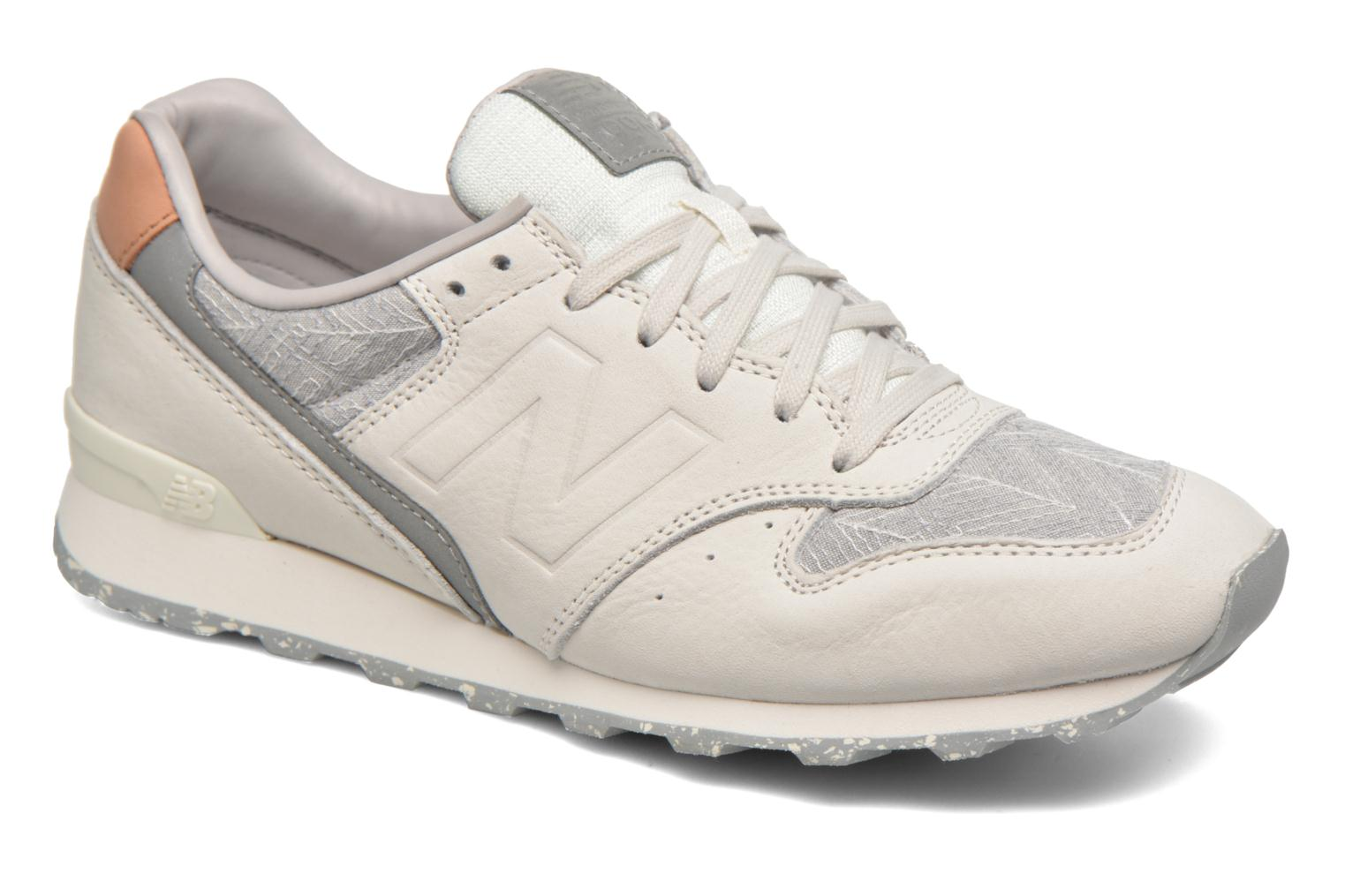 Trainers New Balance WR996 D Beige detailed view/ Pair view