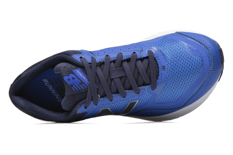 Baskets New Balance M520 D V2 Bleu vue gauche