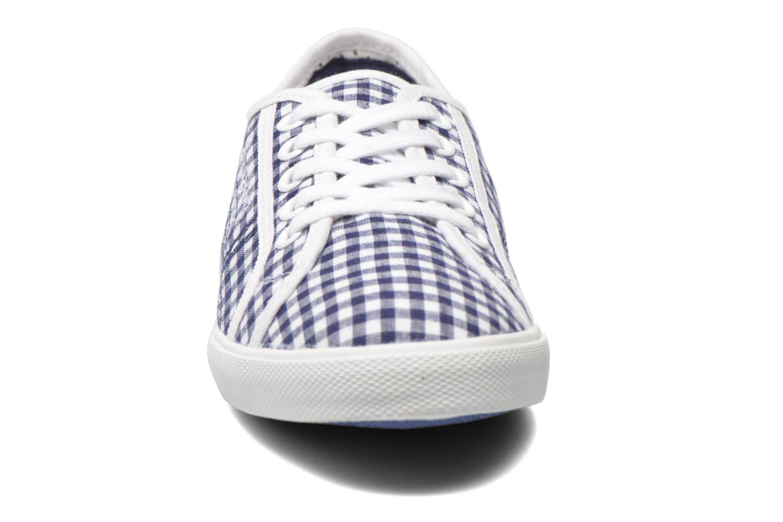 Sneaker Pepe jeans Aberlady capri blau schuhe getragen