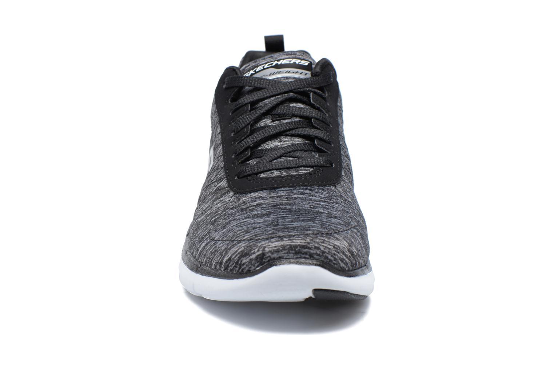 Flex Appeal 2.0 Black & Charcoal/White