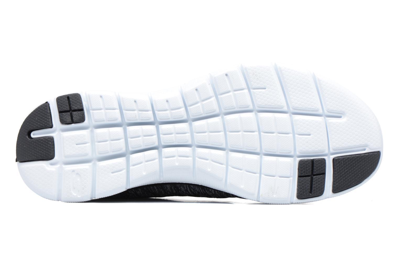 Sneakers Skechers Flex Appeal 2.0 Svart bild från ovan