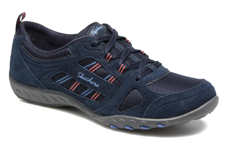 Sneaker Skechers Breathe-Easy - Good blau detaillierte ansicht/modell