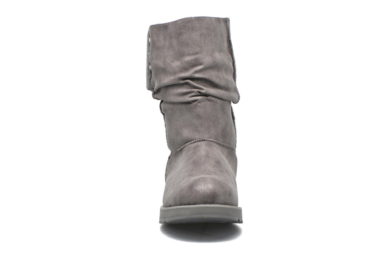 Bottes Skechers Keepsakes - Rhodium Gris vue portées chaussures