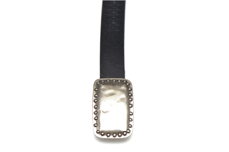 Cinturones Bensimon Ceinture perforée cuir 2 Azul vista del modelo