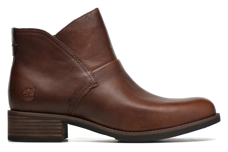 Bottines et boots Timberland Beckwith Side Zip Chelsea Marron vue derrière