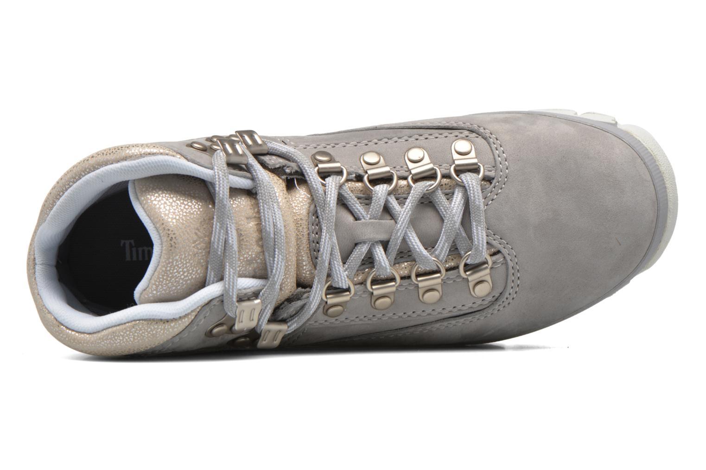 Euro Hiker Leather Sleet Barefoot Buffed Nubuck