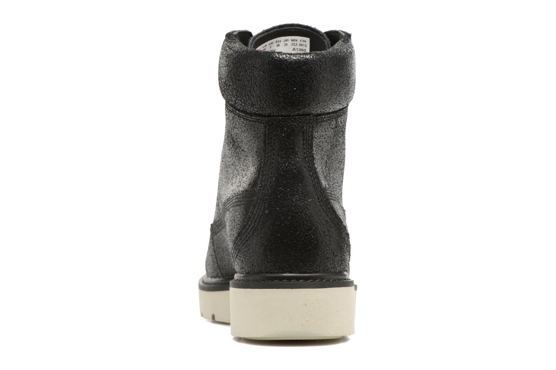 Stiefeletten & Boots Timberland Kenniston 6in Lace Up silber ansicht von rechts