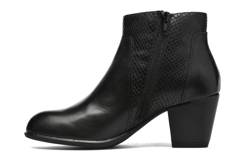 Bottines et boots Stonefly Macy 14 Noir vue face