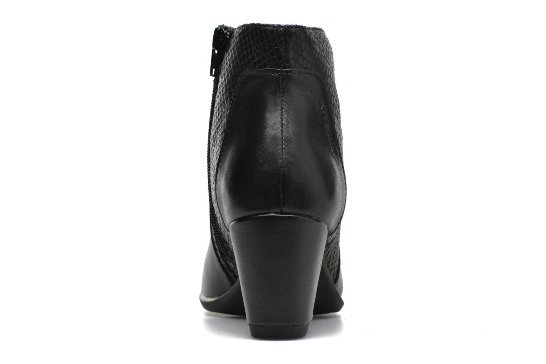 Bottines et boots Stonefly Macy 14 Noir vue droite