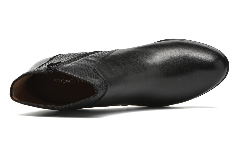 Bottines et boots Stonefly Macy 14 Noir vue gauche