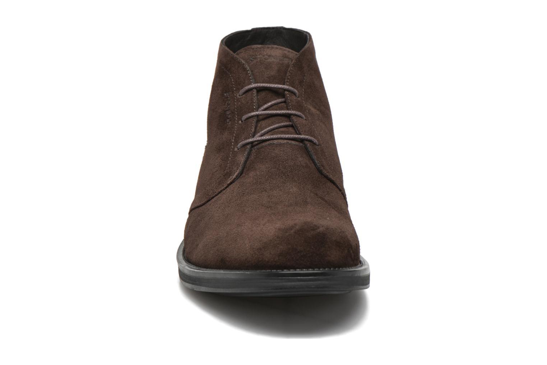 Zapatos con cordones Stonefly Class 11 Azul vista del modelo