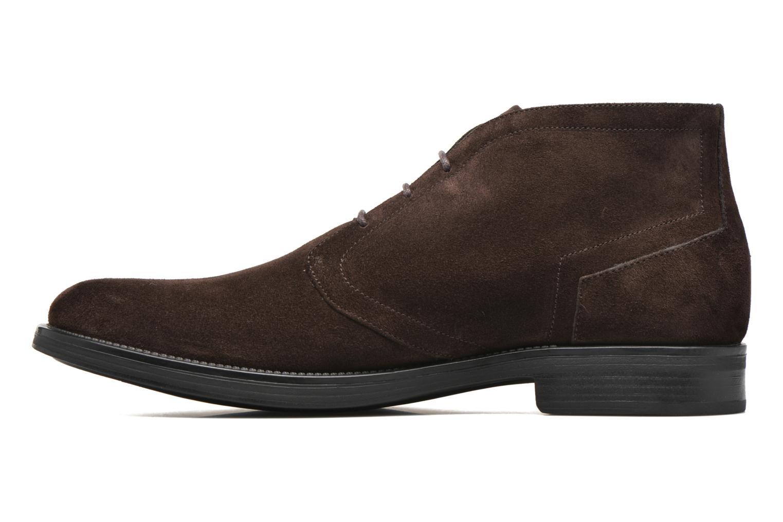 Zapatos con cordones Stonefly Class 11 Azul vista de frente
