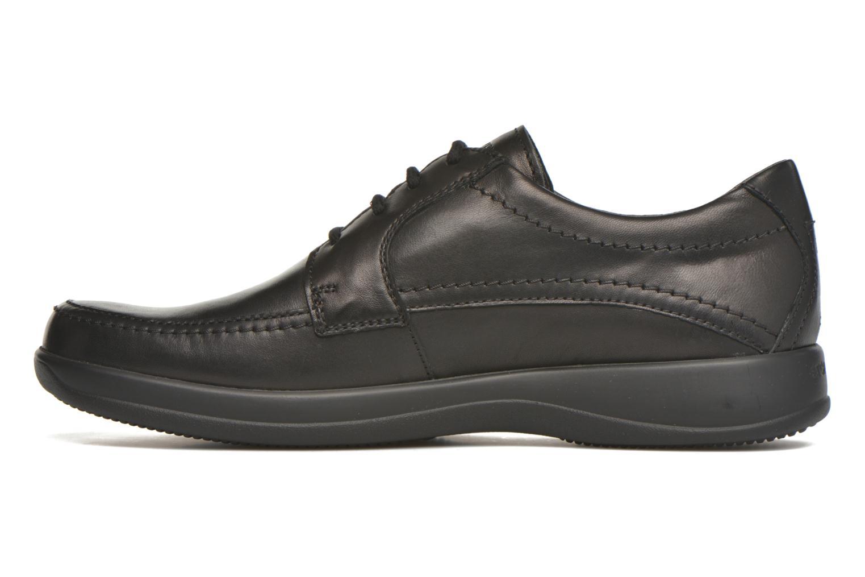 Zapatos con cordones Stonefly Season III 2 BIS Negro vista de frente