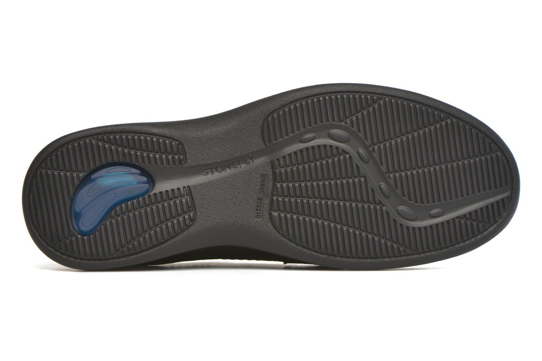 Zapatos con cordones Stonefly Season III 2 BIS Negro vista de arriba