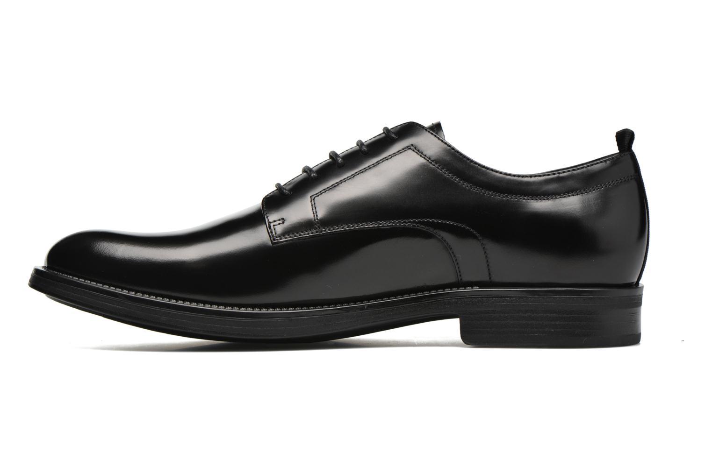 Zapatos con cordones Stonefly Class 12 Negro vista de frente