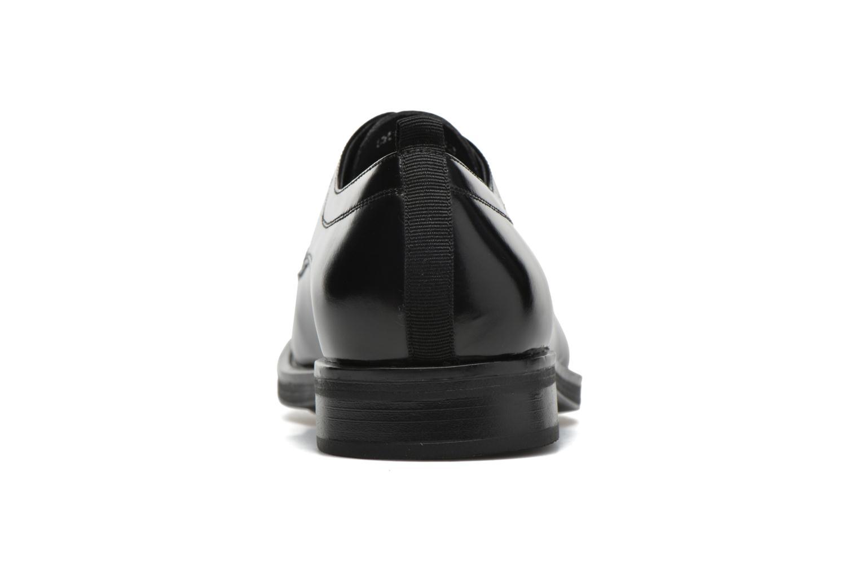 Zapatos con cordones Stonefly Class 12 Negro vista lateral derecha