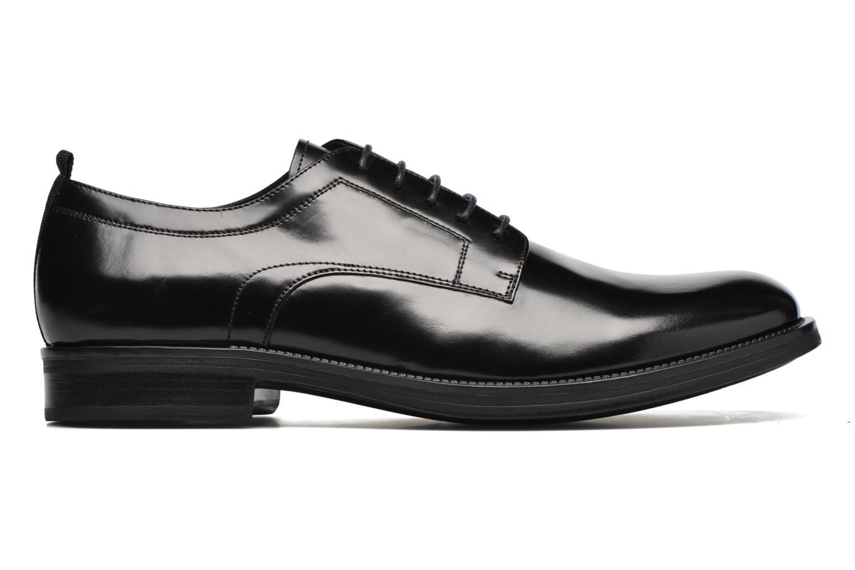 Zapatos con cordones Stonefly Class 12 Negro vistra trasera