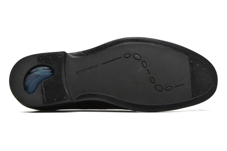 Chaussures à lacets Stonefly Class 12 Noir vue haut