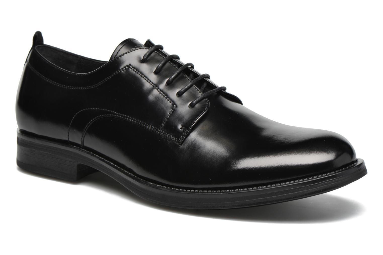 Zapatos con cordones Stonefly Class 12 Negro vista de detalle / par
