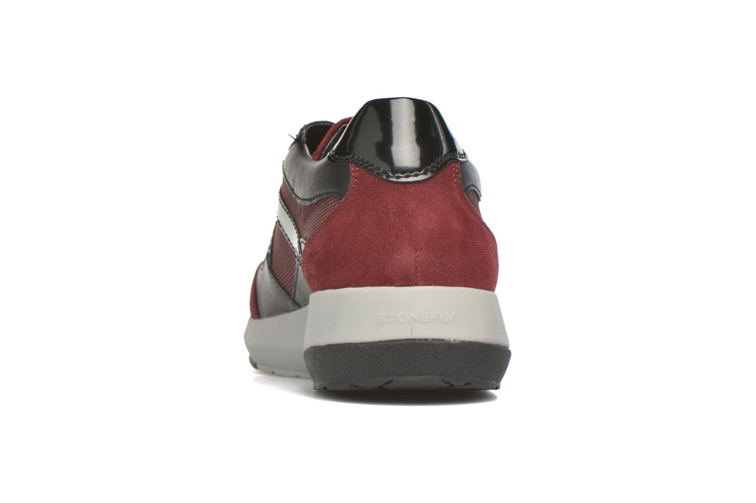 Baskets Stonefly Force man 1 Rouge vue droite