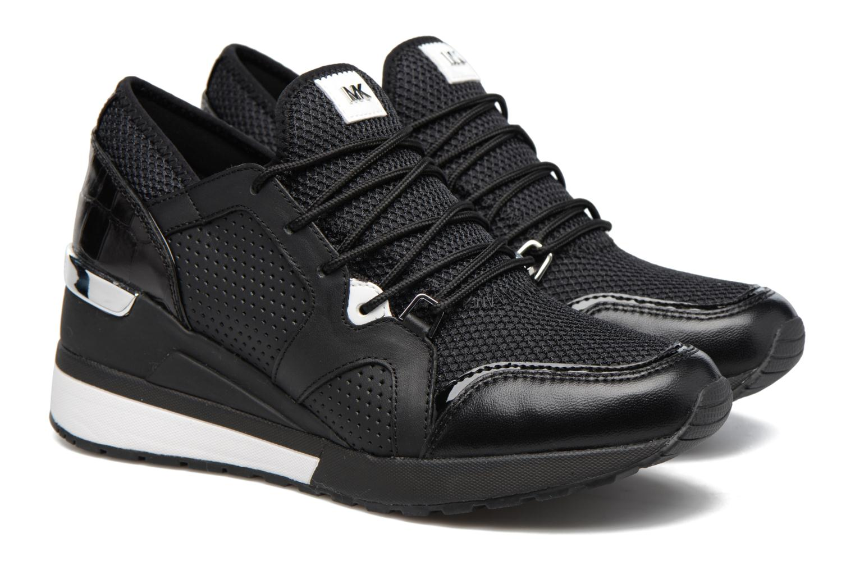 Sneaker Michael Michael Kors Scout Trainer schwarz 3 von 4 ansichten