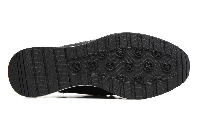 Sneaker Michael Michael Kors Scout Trainer schwarz ansicht von oben