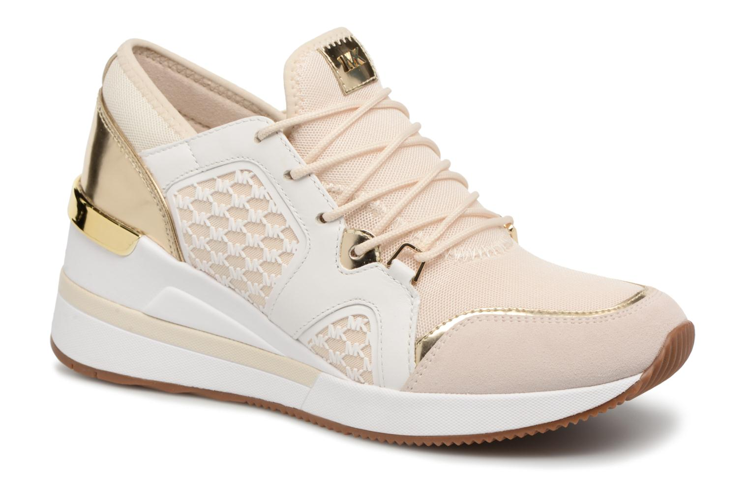 Trainers Michael Michael Kors Scout Trainer Beige detailed view/ Pair view