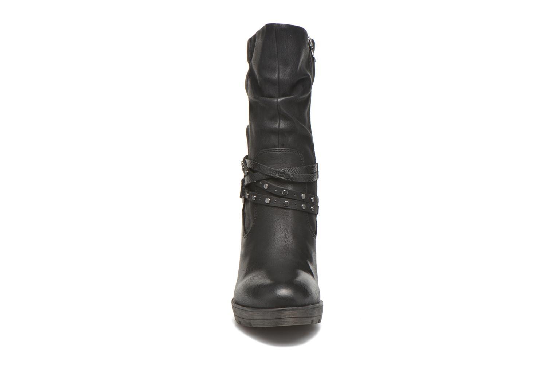 Bottines et boots Tom Tailor Lucie Noir vue portées chaussures