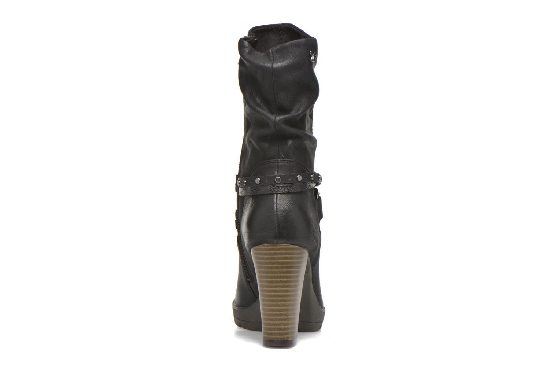 Bottines et boots Tom Tailor Lucie Noir vue droite