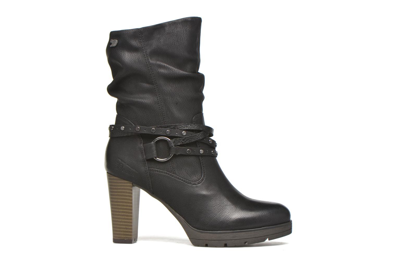Bottines et boots Tom Tailor Lucie Noir vue derrière