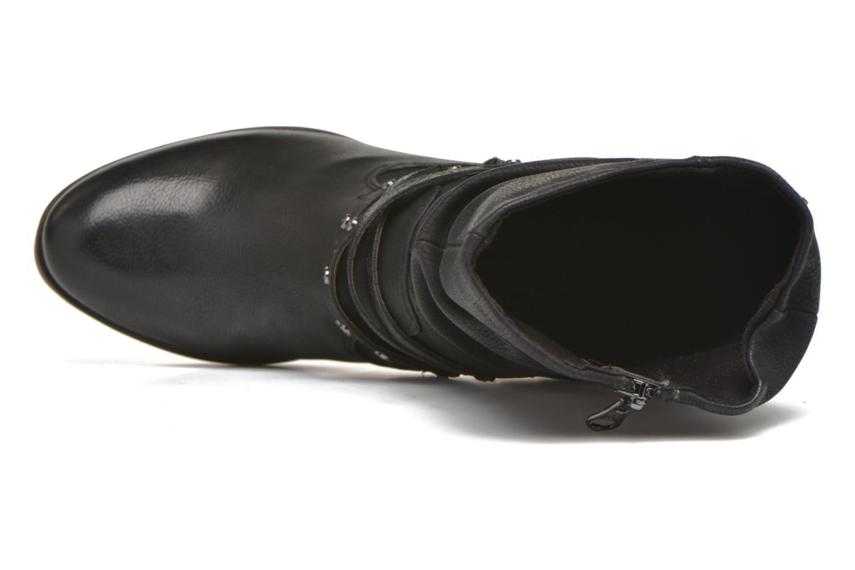 Bottines et boots Tom Tailor Lucie Noir vue gauche