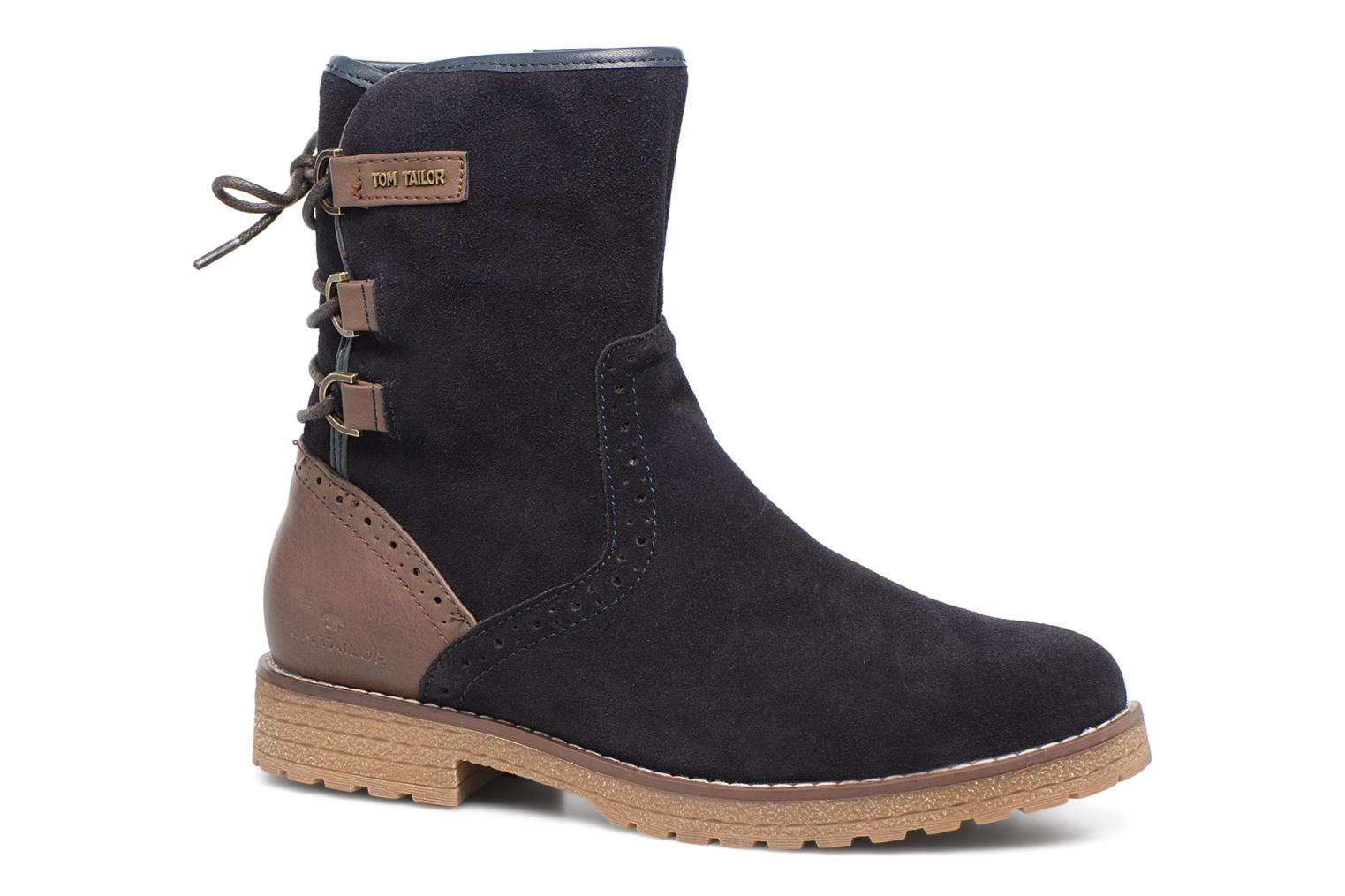 Marques Chaussure femme Tom Tailor femme Margaux Navy