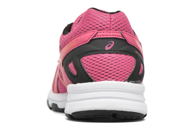 Chaussures de sport Asics Gel-Galaxy 9 GS Rose vue droite