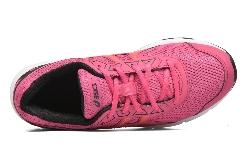 Chaussures de sport Asics Gel-Galaxy 9 GS Rose vue gauche