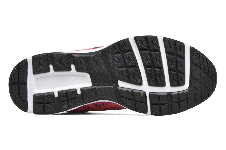 Chaussures de sport Asics Gel-Galaxy 9 GS Rose vue haut