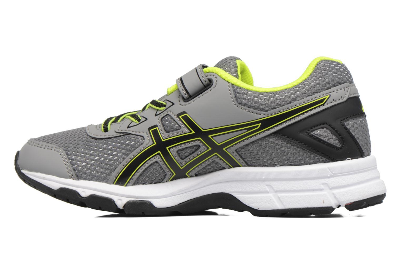 Chaussures de sport Asics Pre Galaxy 9 PS Gris vue face