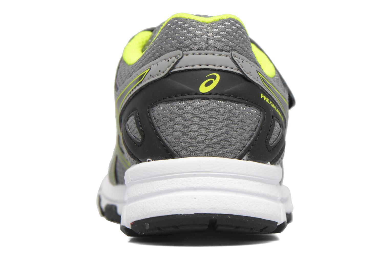 Chaussures de sport Asics Pre Galaxy 9 PS Gris vue droite