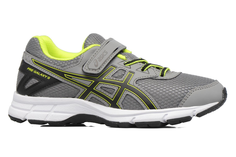 Chaussures de sport Asics Pre Galaxy 9 PS Gris vue derrière