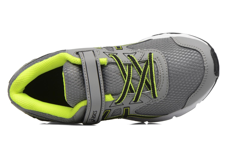 Chaussures de sport Asics Pre Galaxy 9 PS Gris vue gauche