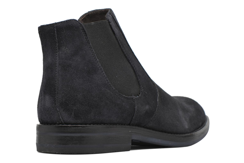 Bottines et boots Mr SARENZA Nethway Bleu vue face