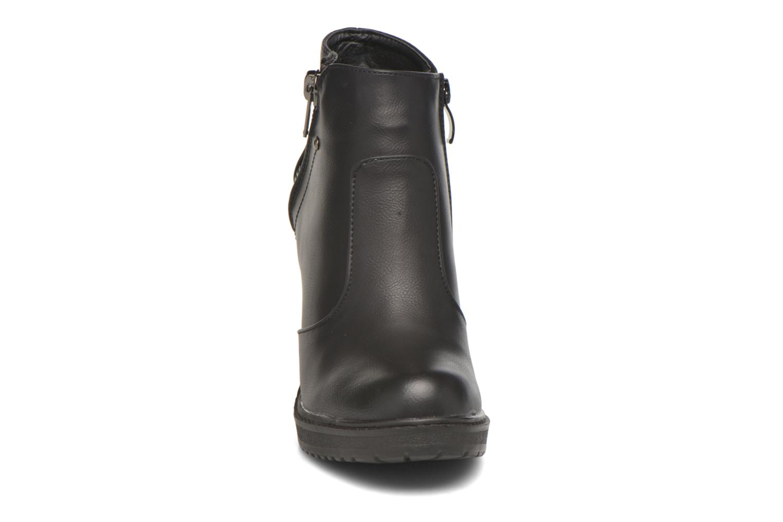 Ankle boots Eclipse Bottine Leo Black model view