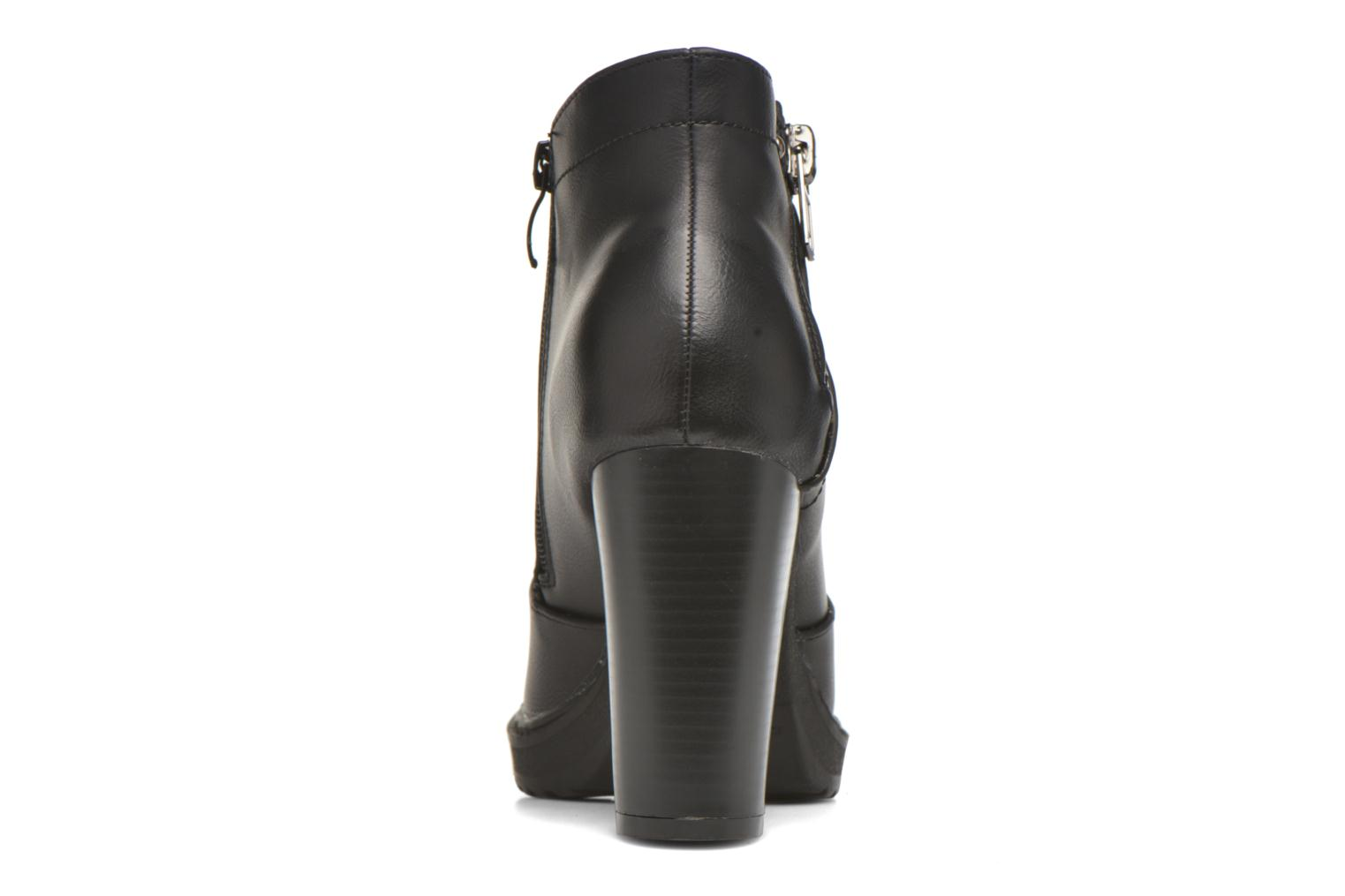 Ankle boots Eclipse Bottine Leo Black view from the right