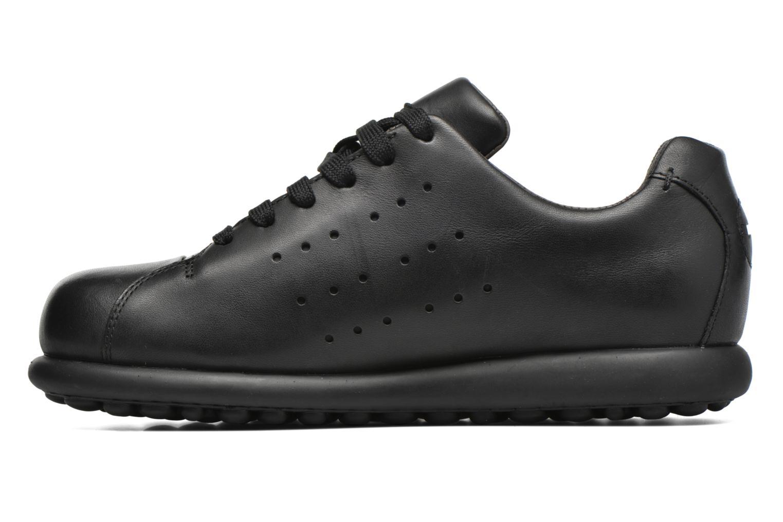 Sneaker Camper Pelotas Ariel K200038 schwarz ansicht von vorne