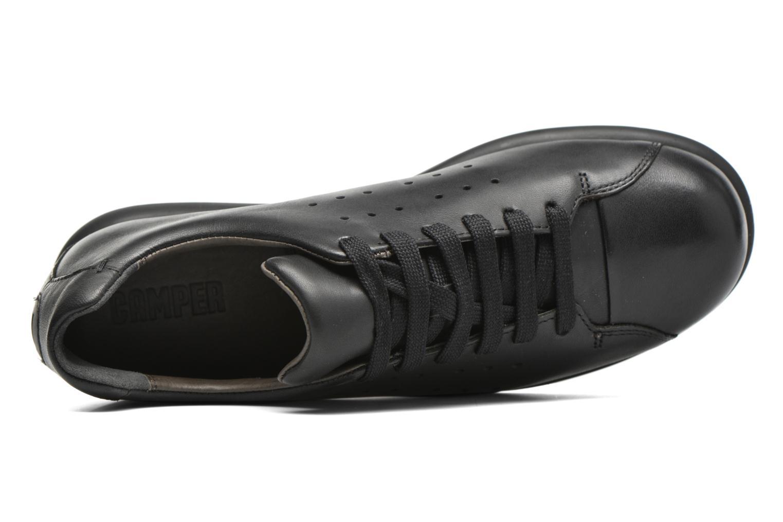 Sneaker Camper Pelotas Ariel K200038 schwarz ansicht von links